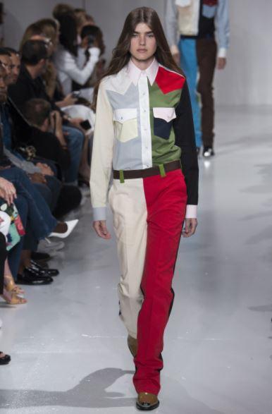 Calvin Klein top fashion brands