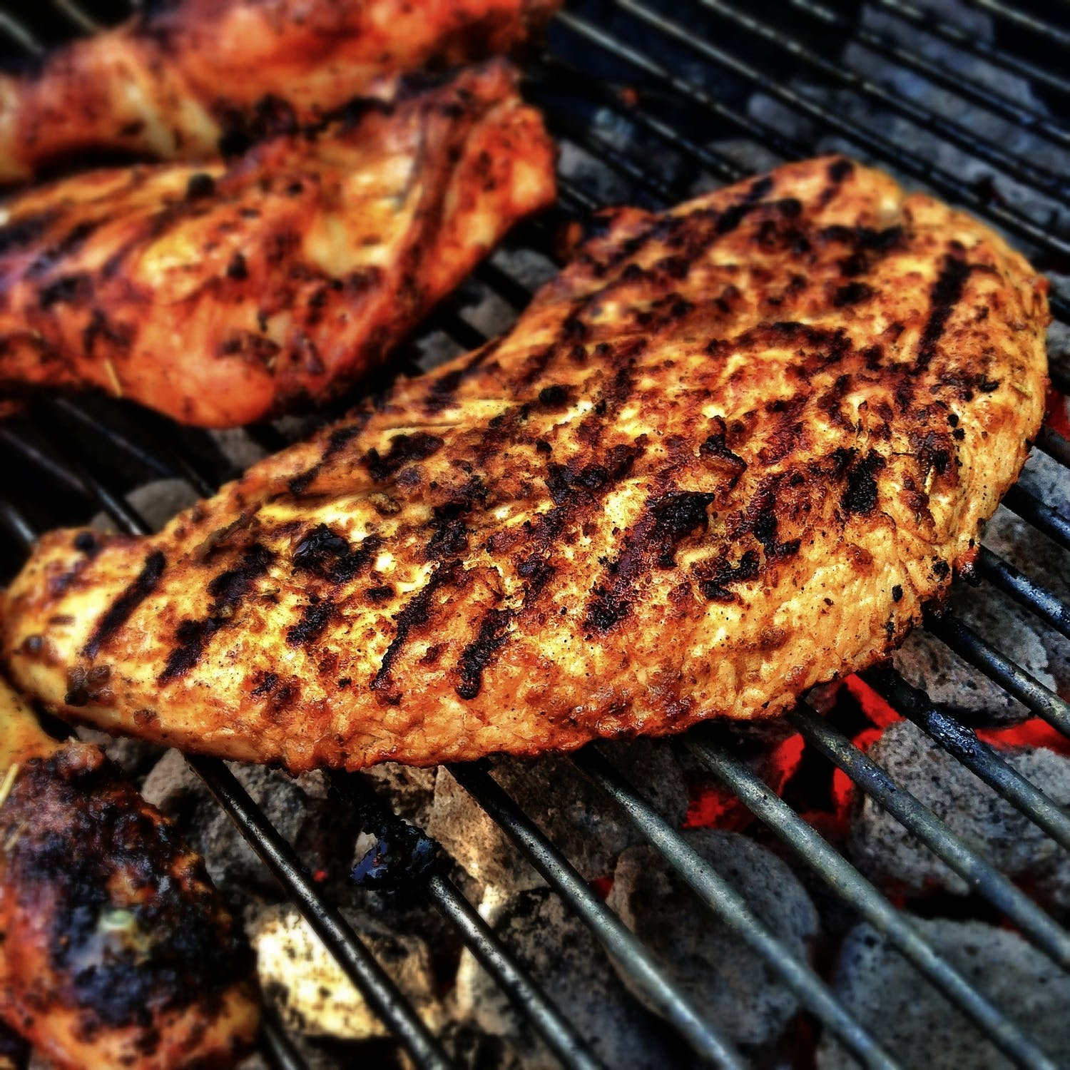 whole30 grocery list grilled-chicken-keto-fast-food-diet
