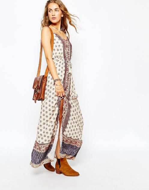 gypsy-clothing-boho-outfits-hippie-maxi-slip-dress