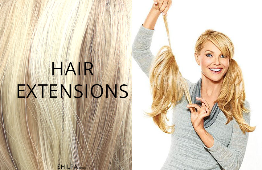 Hair Extensions All You Need To Know About Different Types Trends