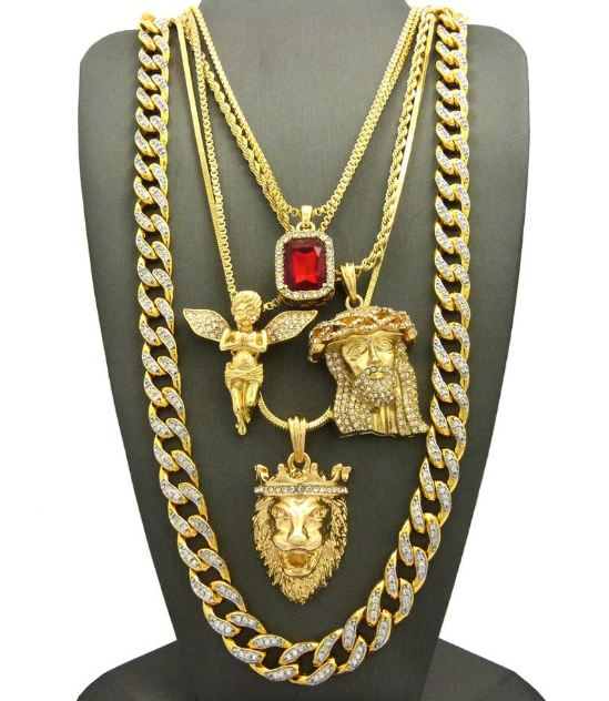 hip-hop-fashion-jewelry-sets-icy-ruby-gemstone-chains-dollars-pendants