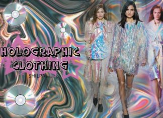 holographic-clothing-fashion-fall-2018-runway-trend-holo-iridescent