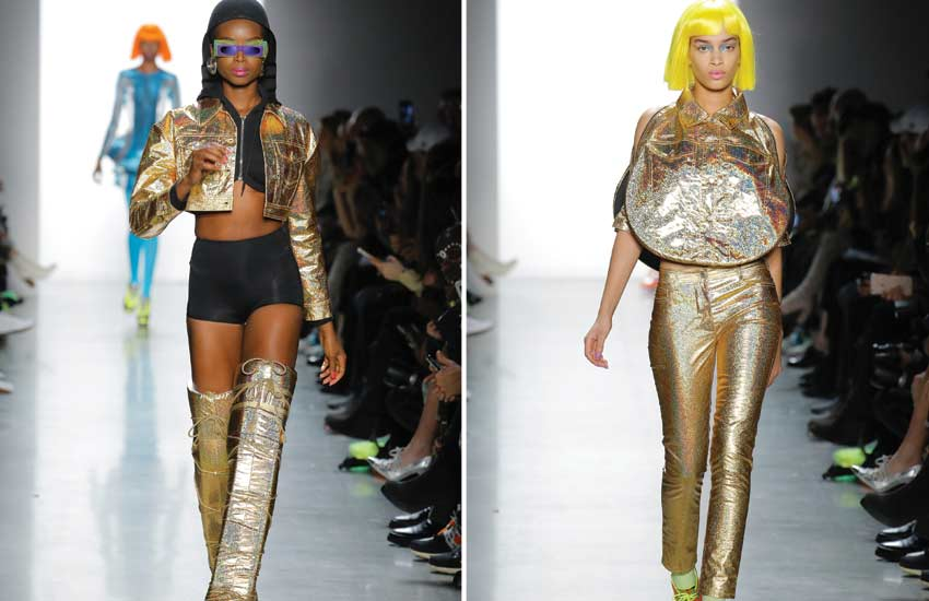 jeremy-scott-holographic-fashion-trend-fall-2018-holo-iridescent