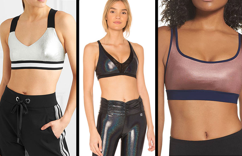 metallic-sports-bra-latest-trends-fitness-apparel-trends-gym-workout-clothes