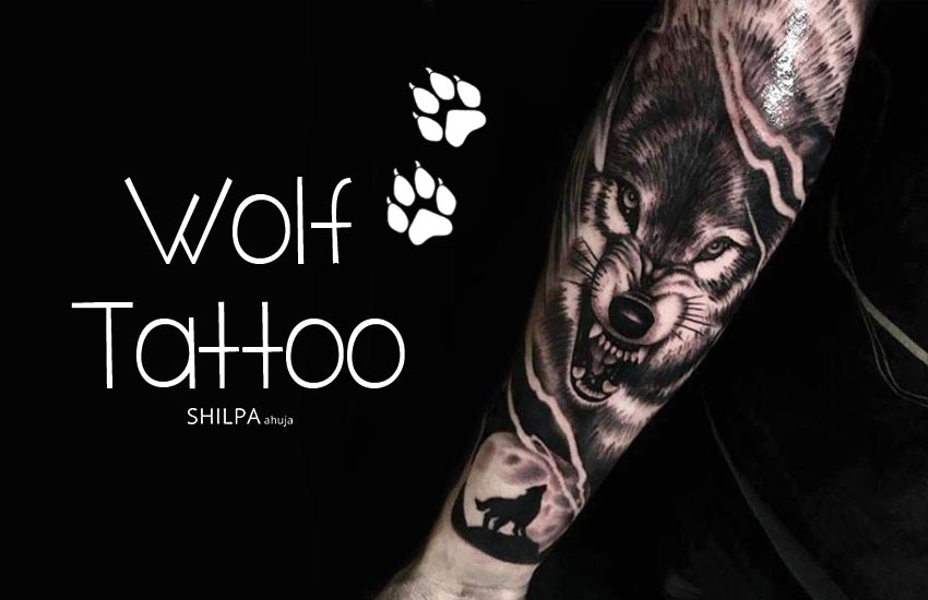 snarling-wolf-tattoo-designs-ideas-lone-scary-werewolf-ink