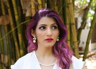 adventures-shilpalyn-shilpa-ahuja-indian-fashion-blogger-chennai-purple-hair-color