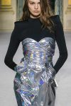 balmain-ladies-fall-2018-trending-clothes-holographic-corset-rtw