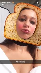 bella-hadid-snapchat-filter-app-toast-filter-new-funny-latest