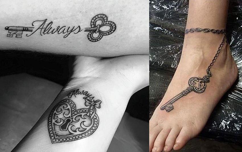 key-lock-tattoo-ideas-latest-cute-tattoo-ideas-for-women