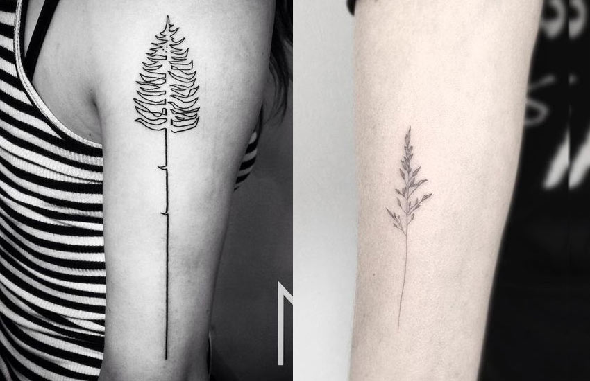 treeline-tattoo-trend-ideas-artist-fashion-forearm