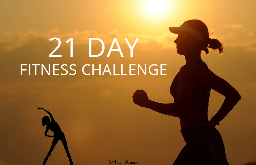 21 day challenge workout-schedule-diet-weight-loss-excercises