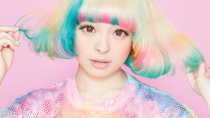 blonde-asian-hair-celebrities (8)-pastel-highlights-crayon-hair-colors-ombre