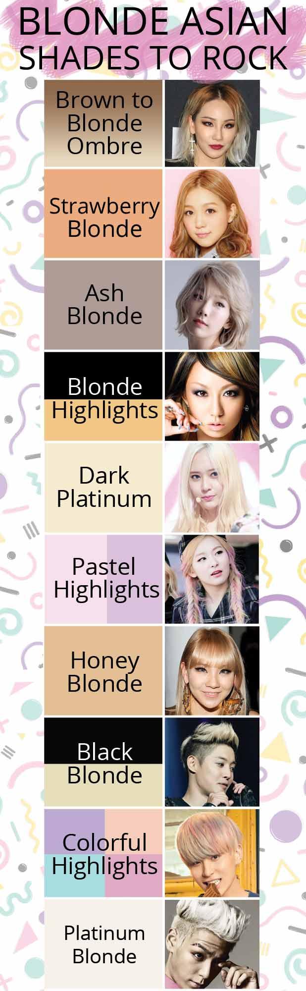blonde-asian-hair-colors-styles-kpop-jpop-kdrama-korean-celebrities-blond