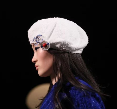 chanel-hat-resort-2019-patchwork-beret-vacation-fashion