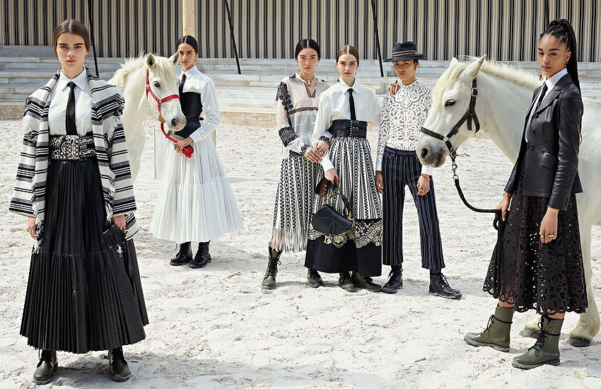 Dior Cruise 2019 dior-cruise-2019-collection-fashion-show-week-latest-collection