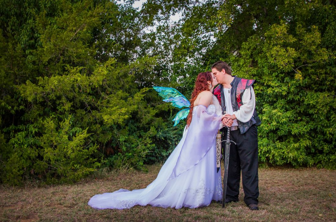 fairy-wedding-shoot
