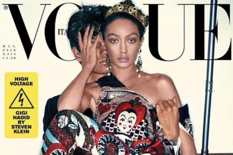 gigi-hadid-vogue-italia-black-face-cover-cultural-appropriation