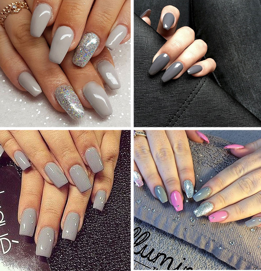 grey-acrylic-nail-designs-latest-ideas-nail-art