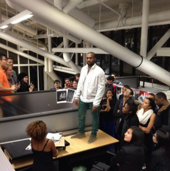Kanye West architecture-firm-yeezy-home-harvard-university-gsd