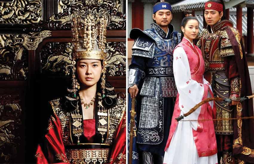 korean-kpop-idol-fashion (3)-kdrama-fashion-queen-seondeok-jumong