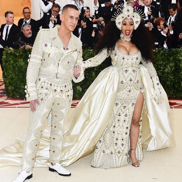 met-gala-2018-fashion-celebrity-style (26)-cardi-b-jeremy-scott