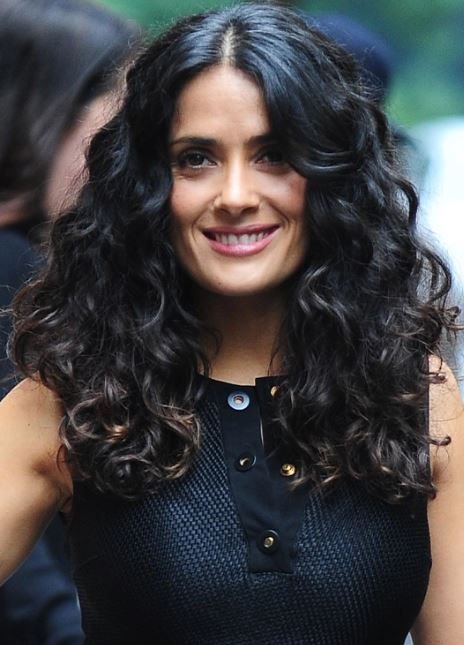 salma-hayek-thick-coarse-hair-type-texture