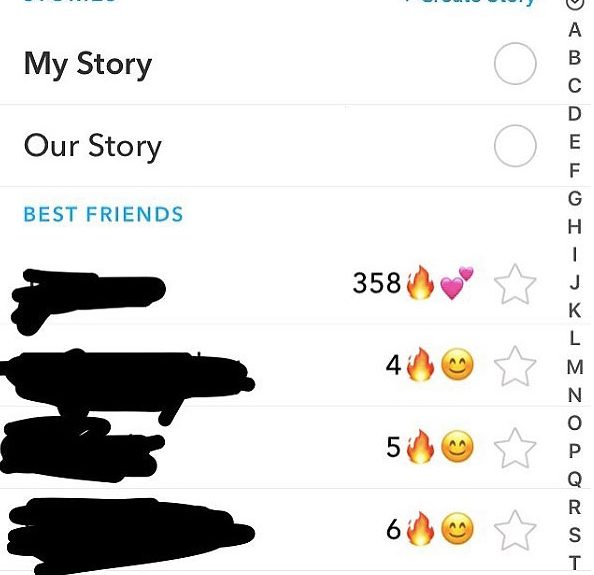 snapchat-streaks-snapchat-app-social-media-what-are-streaks-latest-messaging