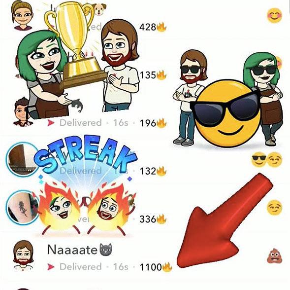 snapchat-streaks-snapchat-social-media-app-latest