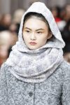 trendy-hair-accessory-trends-printed-head-scarves-designer-chanel-fall-2018