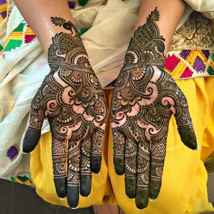 Fausto-Savegnago-best-mehendi-designs-continous-with-both-hands-trends-fashion