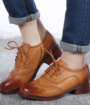aliExpress-brogue-shoes-types-fashion-words-dictionary-glossary-terminology