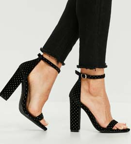 block-heels-missguided-fashion-dictionary-glossary-words-terminology-terms-types-of-heels