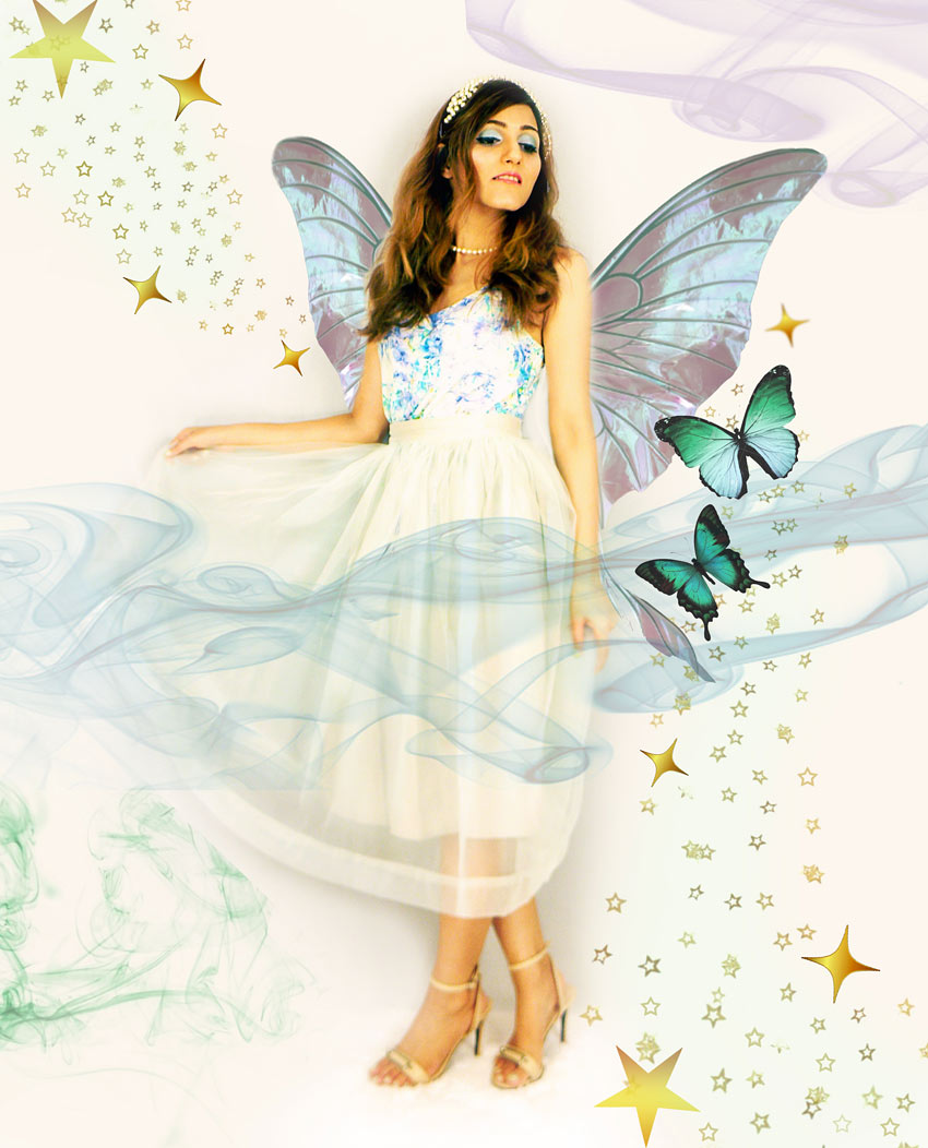 fairy fashion -beautiful-shilpa-ahuja-fashion-style-wings-butterfly-photography