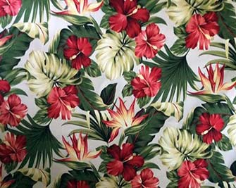 fashion-dictionary-glossary-terms-types-of-prints- botanical-print---barkcloth-hawaii