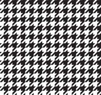 fashion-dictionary-glossary-terms-types-of-prints-houndstooth---vector-stock