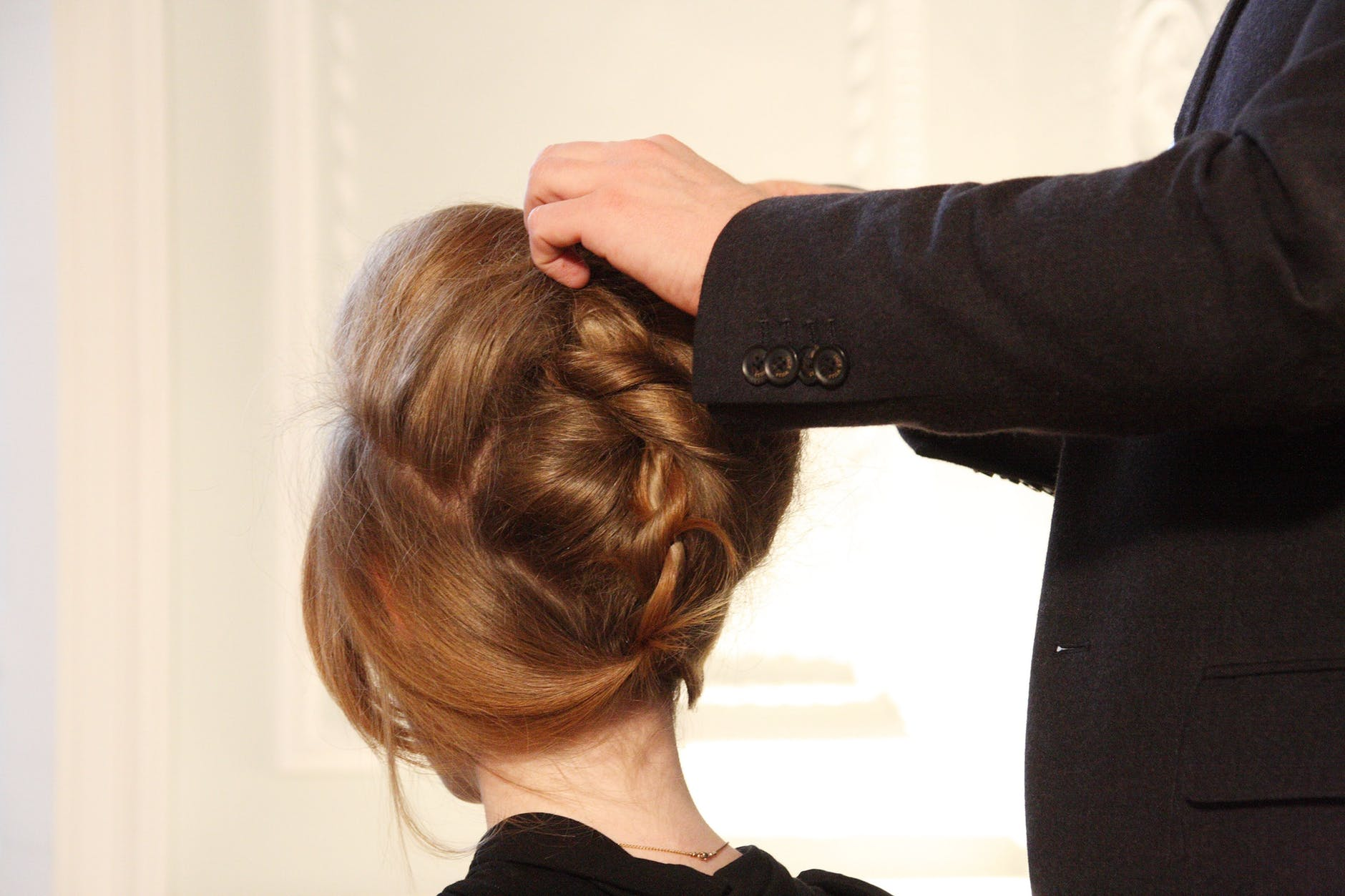 french-braid-bun-hairstyle-trends-fashion-style