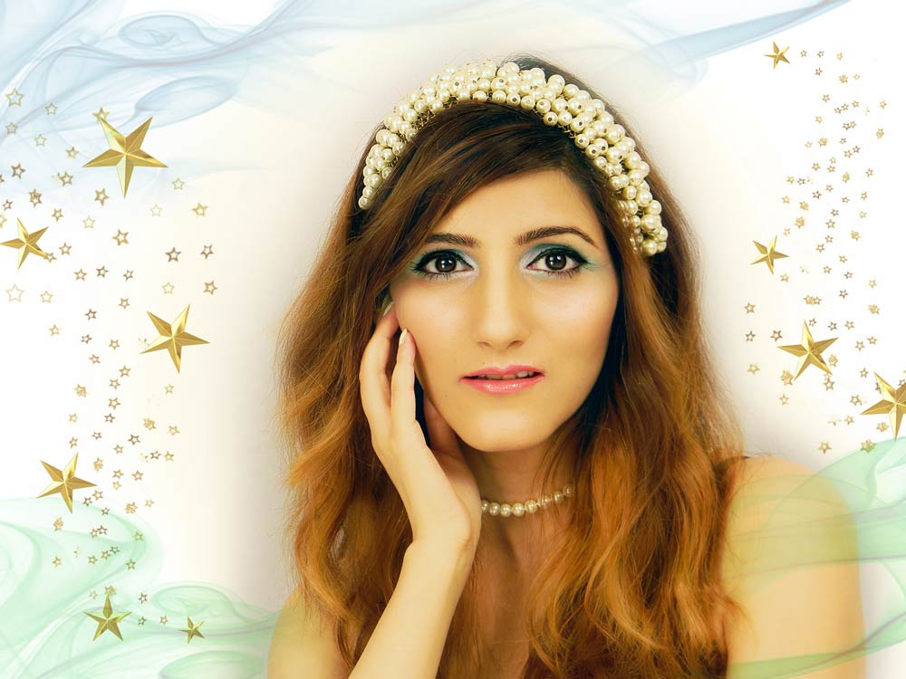 shilpa-ahuja-latest-fairy-style-pearl-headband-beauty-ideas