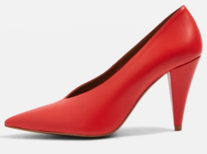 tapered heels- shopperboard-fashion-dictionary-glossary-words-terminology-terms-types-of-heels