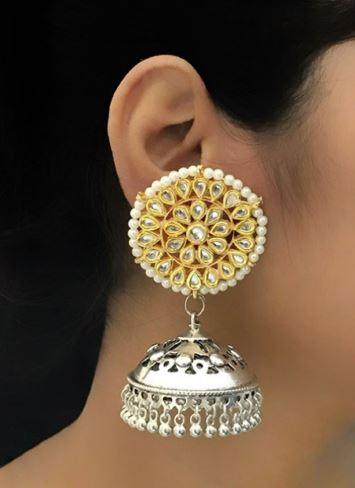 modern jewelry traditional-indo-western-earring-for-women