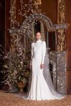 MoniqueLhuillier-spring-2019-bridal-trends-ss19-wedding-wear-style-fashion
