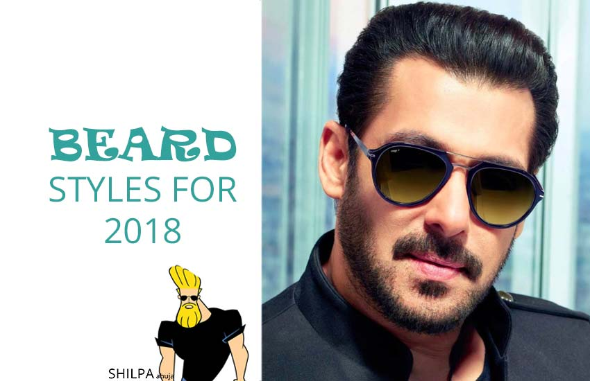 Beard Styles for 2018 Inspired by Latest Bollywood Actor Beards