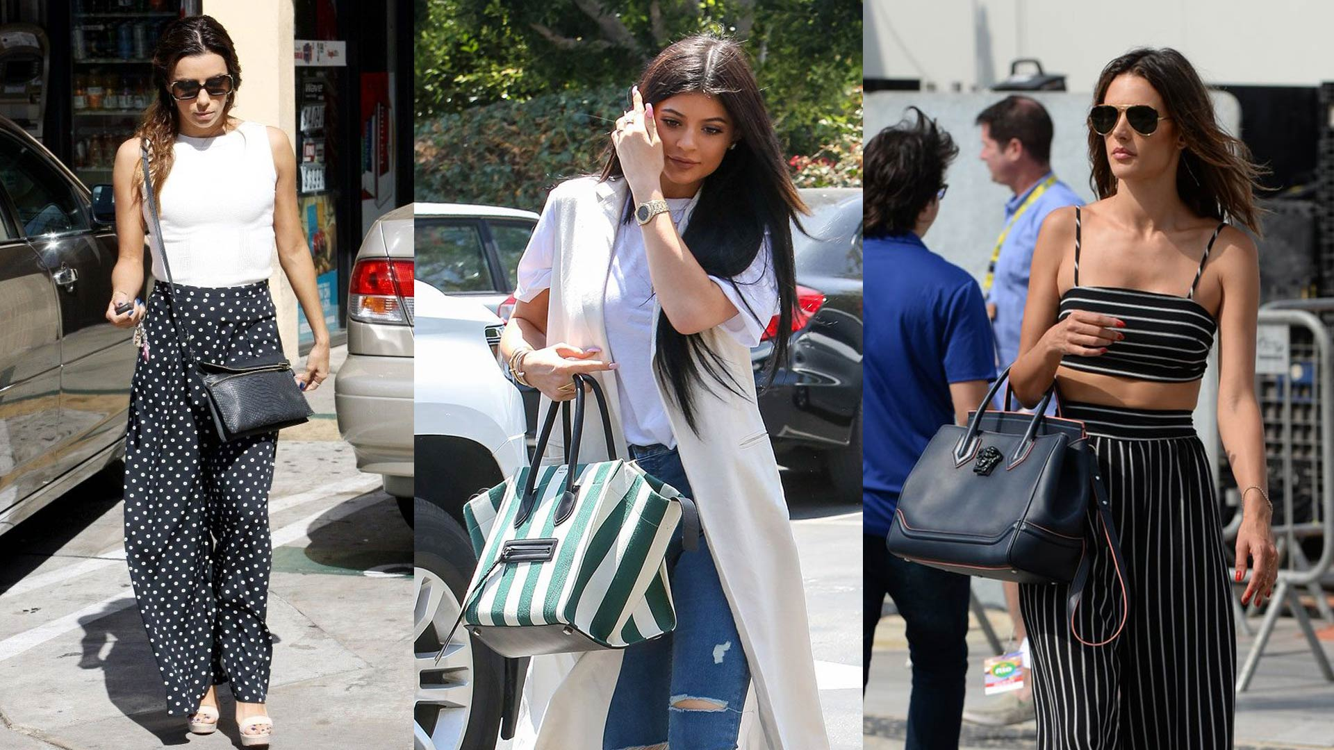 how-to-wear-palazzo-pants--celeb-bag