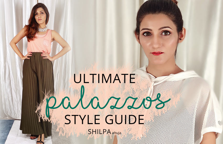 how-to-wear-palazzo-pants-style-fashion-wear-tops-easy