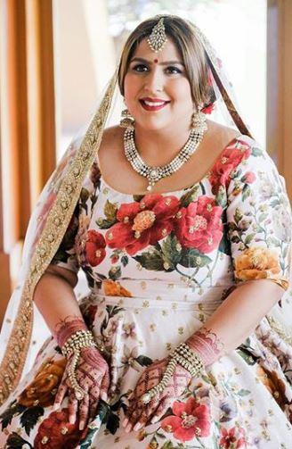 Plus Sized Indian Bride Sabyasachi Ushers A New Era Of Wedding Wear