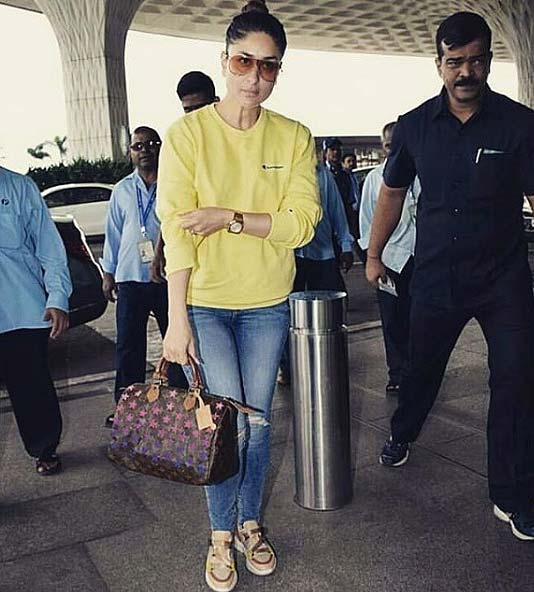 a57d379b86 Airport Dress Ideas Inspired By Bollywood Celebrities: Best & Worst
