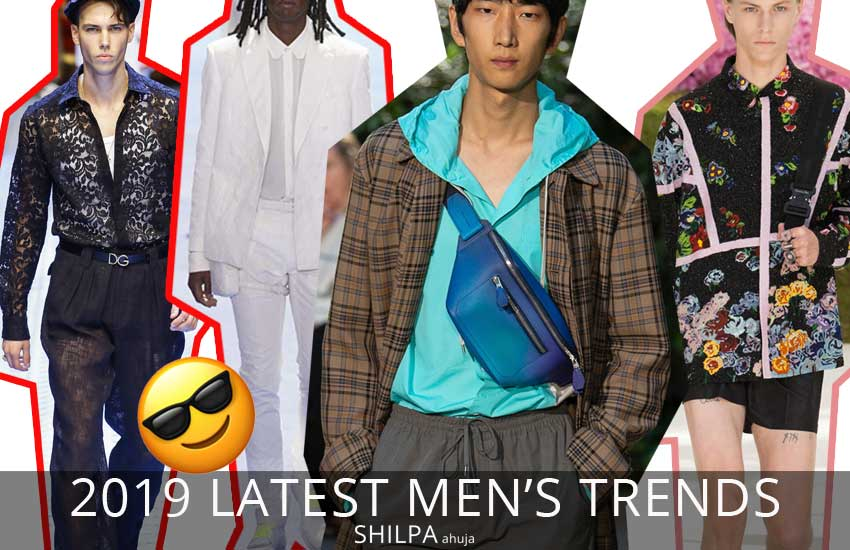 Men S Casual Fashion Trends Top 11 Styles For Spring Summer 2019