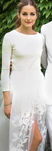 olivia-palermo-wedding-dress-shorts-gown