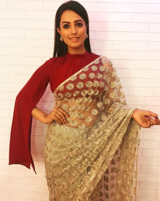 top-blouse-trends-extra-long-sleeves-unique- design-fashion-style-celeb-inspired-elongated sleeves - prerna via pin