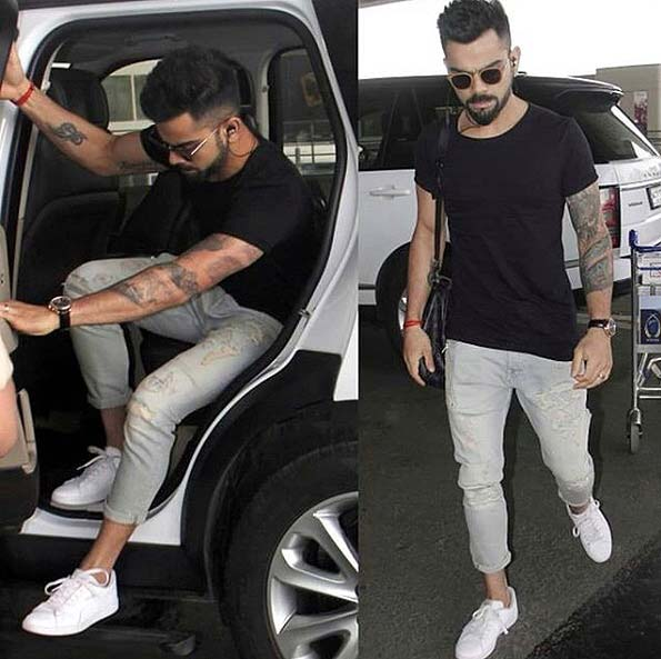 virat-kohli-mens-fashion-ripped-jeans-airport-outfits