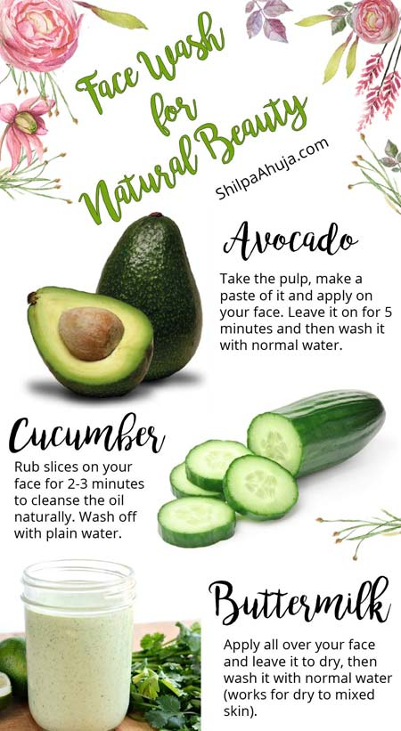 Face-wash-for-natural-beauty-natural-face-beauty-tips-